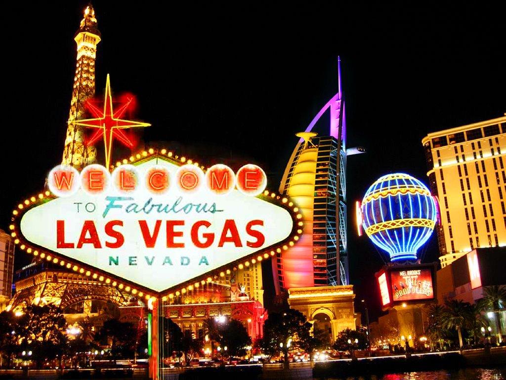 Revelion 2018 - Los Angles si Las Vegas
