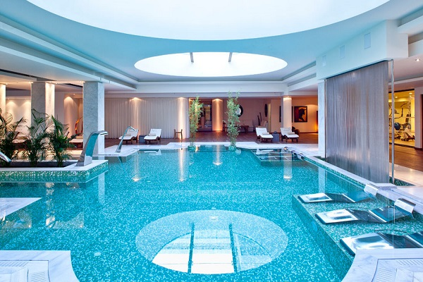 Avra Imperial Resort, Chania, interior, piscina interioara.jpg