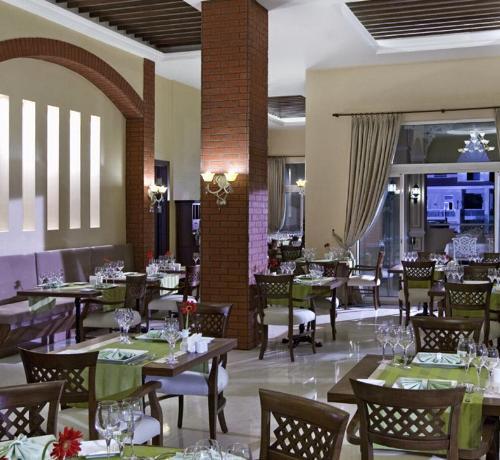 Hotel Gural Premier Tekirova restaurant.JPG