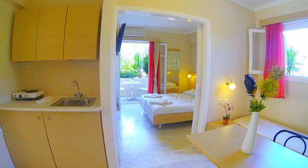 Lefkada, Hotel Happyland, camera, apartament.jpg