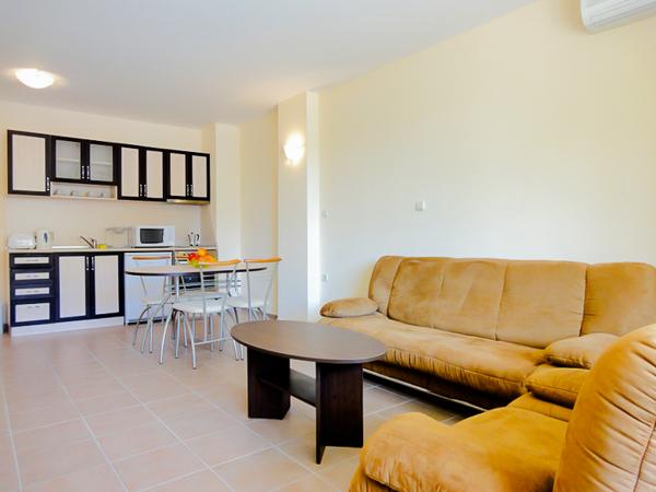 Sunny Beach, Sunny Dreams Apartments, living room.jpg