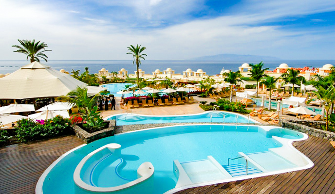 Tenerife, Hotel Vincci La Plantacion, piscina exterioara, mare.jpg