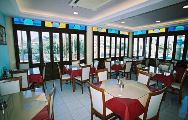Rodos, Hotel Grecian Fantasia Resort, restaurant.jpg