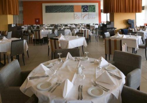 Hotel Porto Carras Grand Resort restaurant.JPG