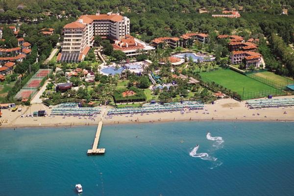 Belek, Hotel Bellis, exterior, panorama.jpg