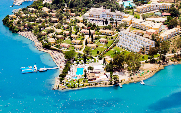Corfu, Hotel Louis Corcyra Beach, panorama.jpg