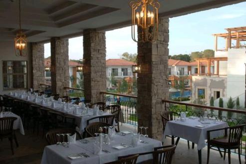 Hotel Ela Quality Resort restaurant.JPG