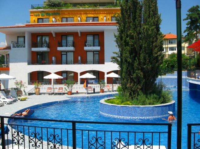 Kiparisite Hotel, Sunny Beach, exterior, piscina.jpg
