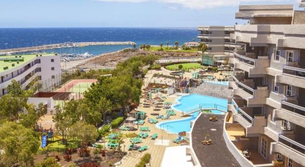 Tenerife, Hotel Aguamarina Golf, panorama.jpg