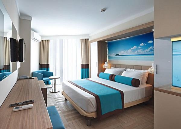 Marmaris, Hotel Blue Bay Platinum, camera dubla, pat.jpg