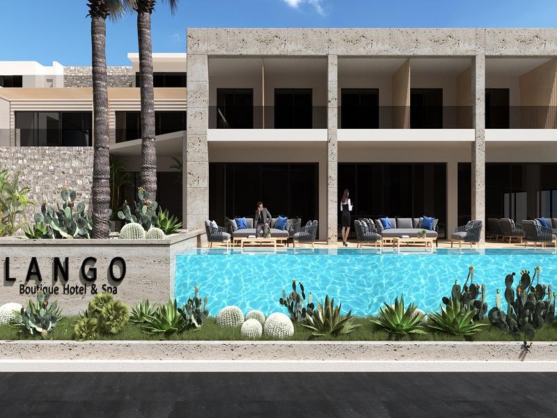 Lango design hotel spa kos grecia for Design hotel kos
