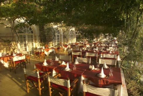 Hotel Letoonia Golf Resort restaurant.JPG