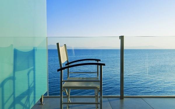 Kos, Hotel Aktis Art, priveliste balcon.jpg