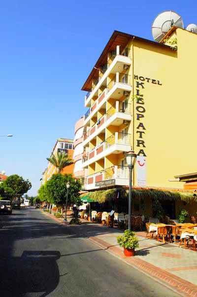 Alanya, Hotel Kleopatra Beach, exterior, hotel.jpg
