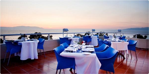 Kusadasi, Hotel Richmond Ephesus, exterior, restaurant Artemis.jpg