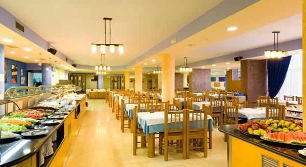 Hotel Villa Adeje Beach, Tenerife, interior, restaurant.jpg