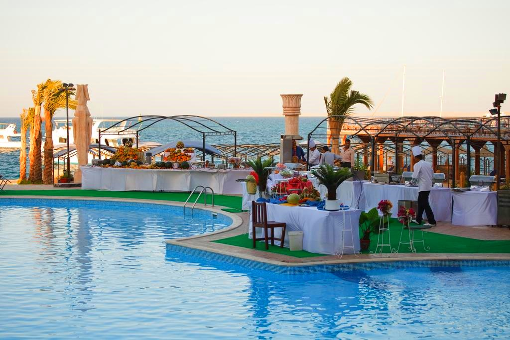 Hurghada, Egypt, Hotel Sphinx Resort, restaurant.jpg