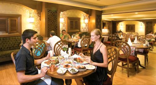 Hotel Aydinbey King palace & Spa restaurant.JPG