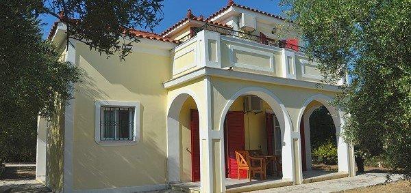 ANDROMEDA / ANDIGONI Villa 4-5 pax