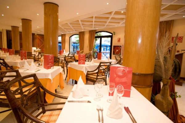Tenerife, Bahia Princess, restaurant.jpg