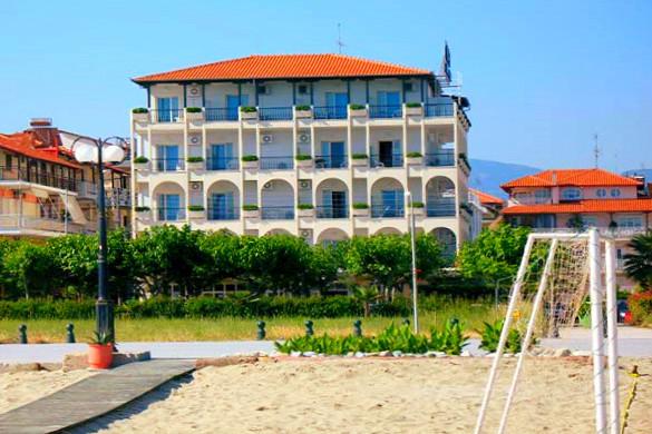Nei Pori, Olympic Beach, exterior, hotel, plaja.JPG
