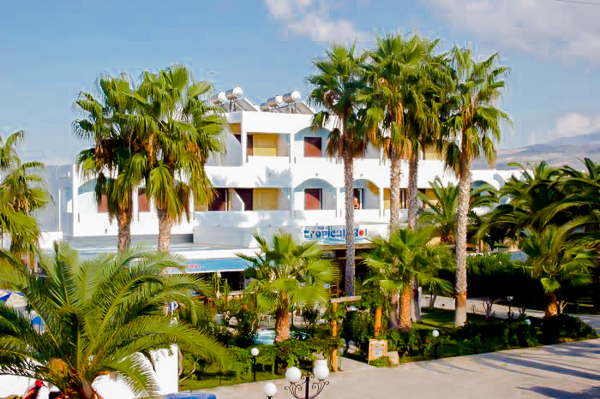 Kos, Hotel Tropical Sol, intrare.jpg