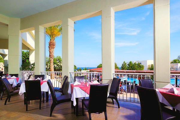 Rodos, Hotel Miraluna Garden, exterior, restaurant.jpg