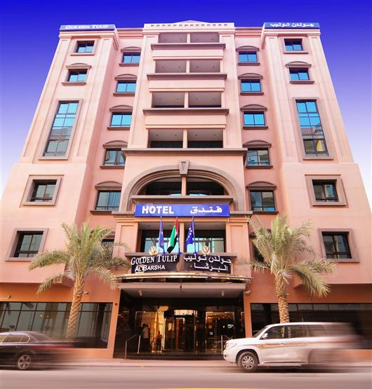 GOLDEN TULIP AL THANYAH - HOTEL APARTMENTS