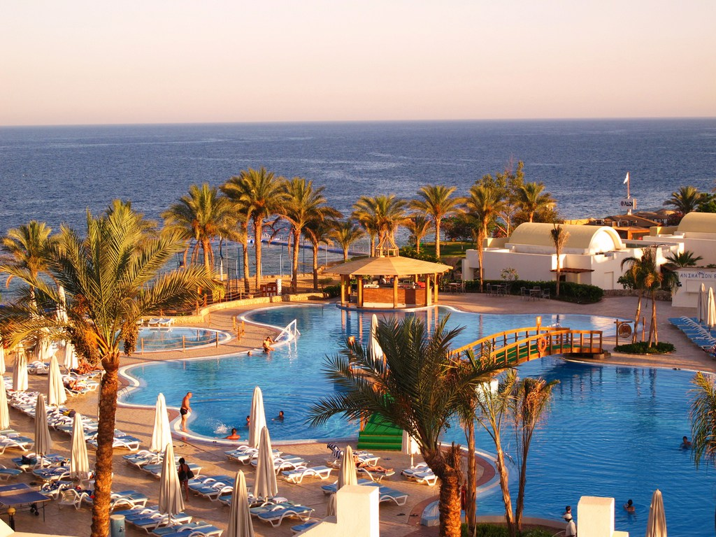 SUNRISE SELECT DIAMOND BEACH RESORT Sharm El Sheikh Egipt