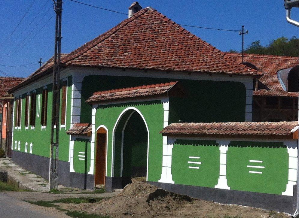 Valea Verde - Casa Reussdorfer Hof