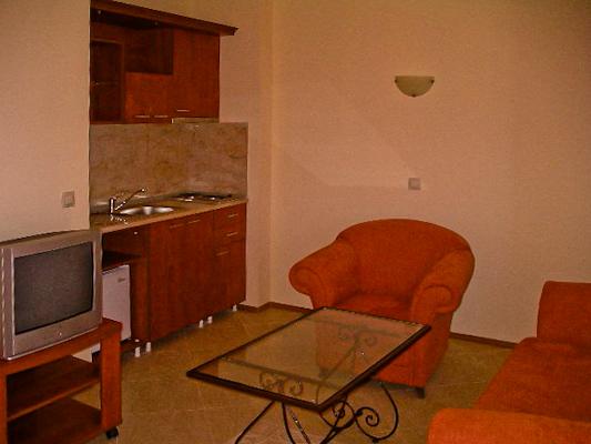 Sunny Beach, Palazzo - Apart Hotel, apartament, chicineta.jpg