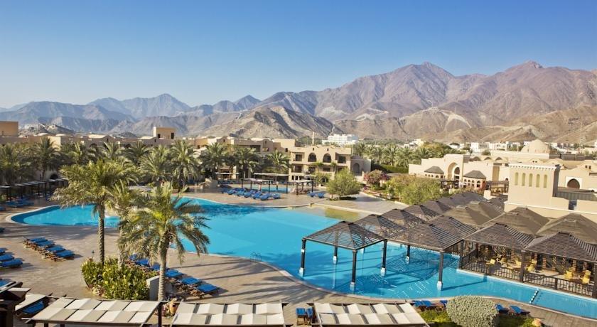 Miramar Al Aqah Resort