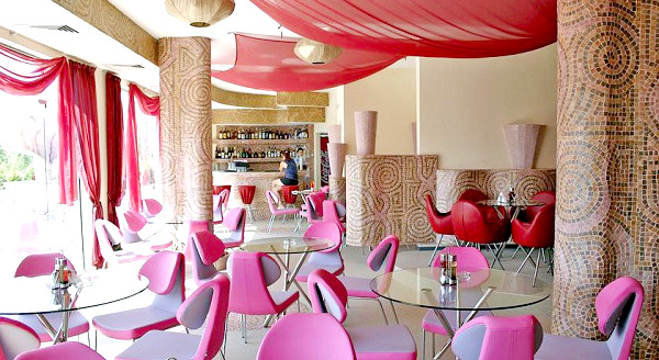Sunny Beach, Hotel Sunny Beauty, interior, restaurant.jpg