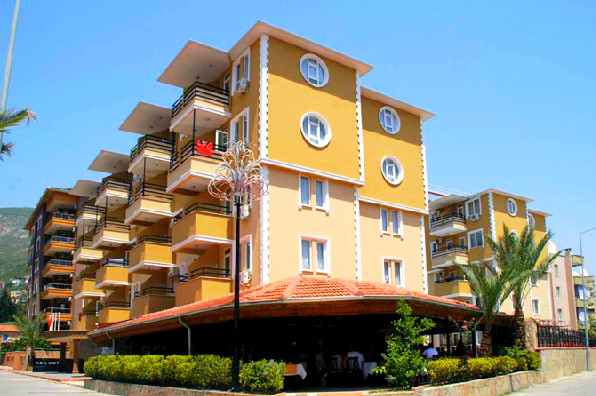 Alanya, Hotel Kleopatra Ada, exterior, hotel.jpg