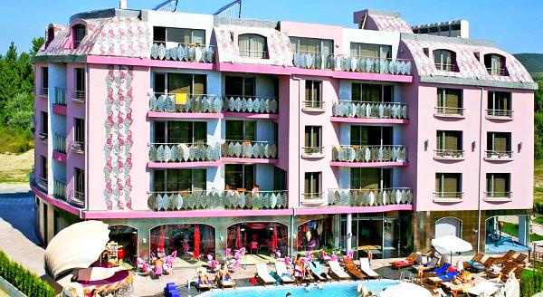 Sunny Beach, Hotel Sunny Beauty, exterior.jpg