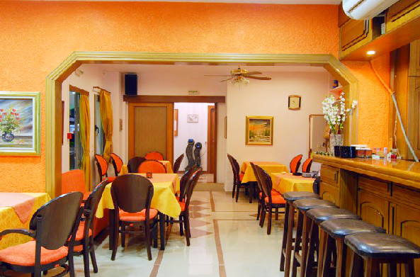 Paralia Katerini, Hotel Venus, interior, cafe-bar.jpg
