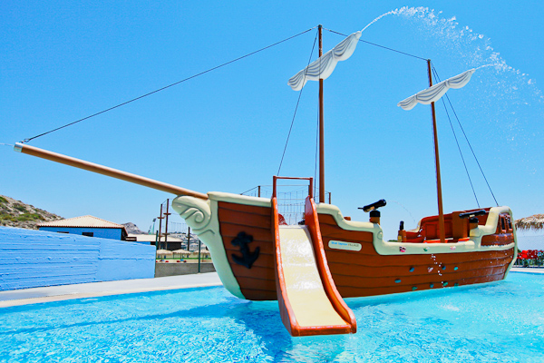 Kos, Hotel Blue Lagoon Village, piscina exterioara.jpg