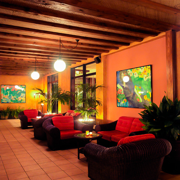 Costa Brava, Hotel Hotenco Luna Club, salon.jpg