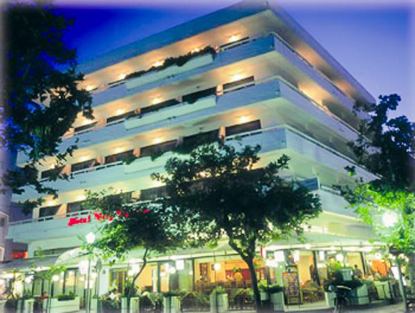 Rodos, Hotel City Center, exterior.jpg