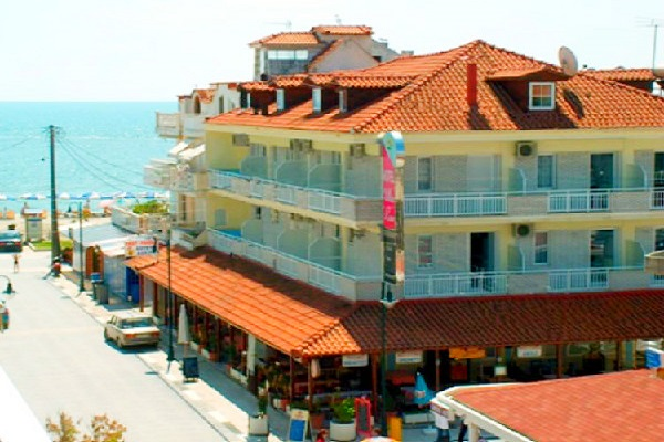 Olympic Beach, Hotel White Rose, exterior, hotel, mare.jpg