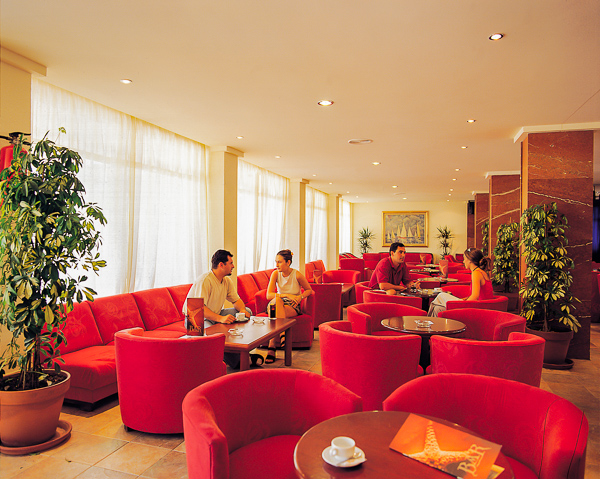 Mallorca, Hotel Roc Linda, lobby.jpg