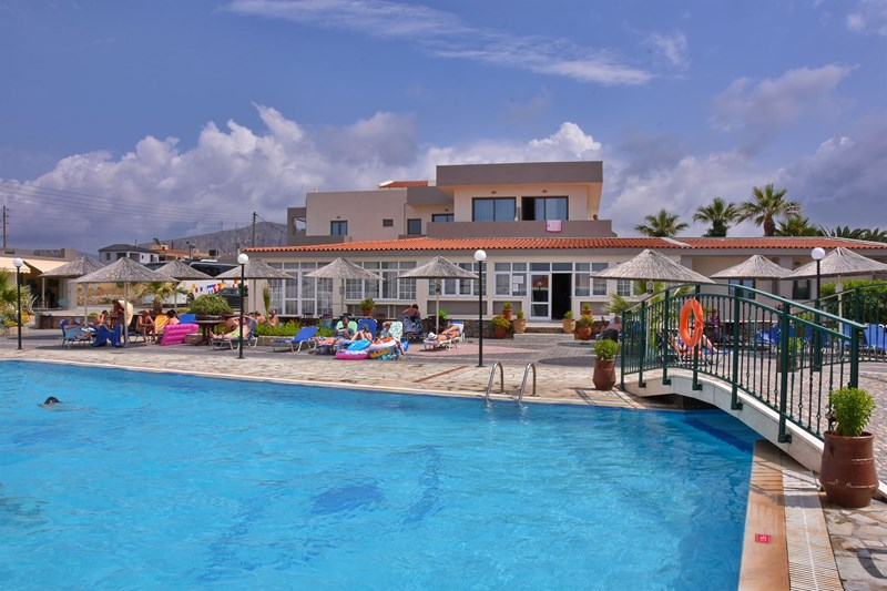 Kalia Beach Hotel Creta Heraklion Grecia