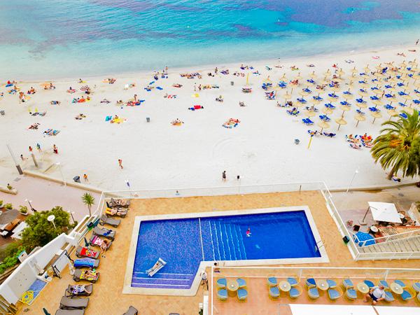Mallorca, Hotel Flamboyan, panorama.jpg