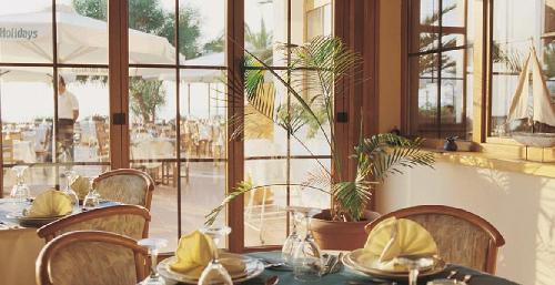 Hotel Possidi Holidays restaurant.JPG