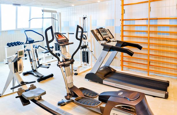 Costa Brava, Hotel Maritim, sala fitness.jpg
