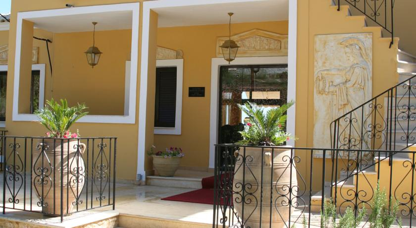 Corfu secret boutique hotel corfu grecia for Secret boutique hotels