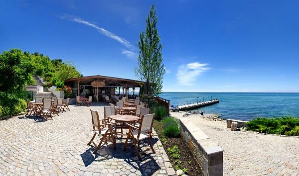 Garden of Eden, Sveti Vlas, exterior, fish restaurant, mare.jpg