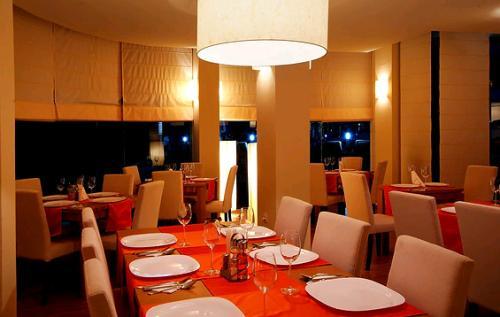 Hotel Marina Holiday restaurant.JPG