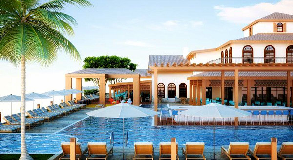 Didim, Hotel Ramada Resort Akbuk, exterior, piscina, sezlonguri.jpg