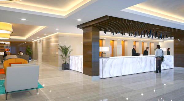 Didim, Hotel Ramada Resort Akbuk, interior, receptie.jpg